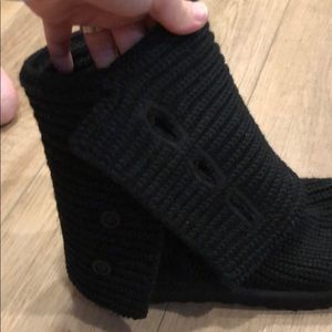 UGG Shoes - Ugg Knit Boots